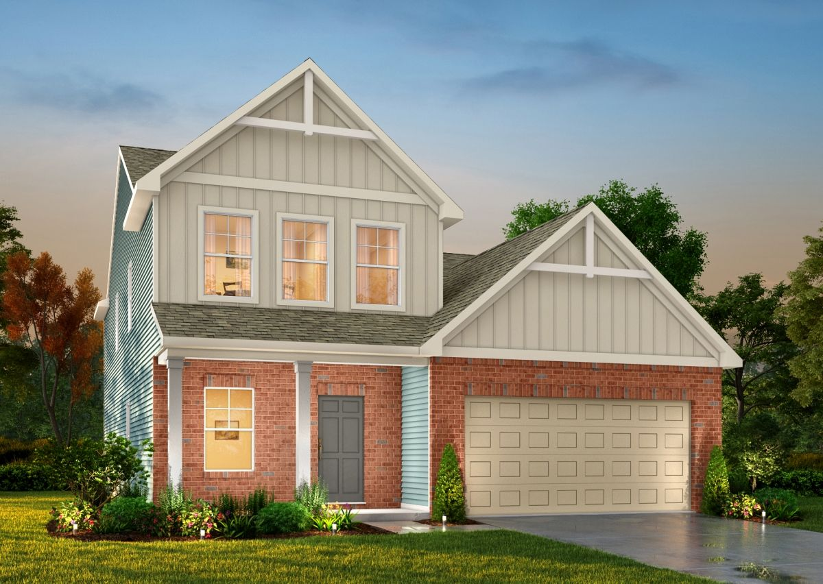 Exterior featured in The Ava By True Homes - Triad in Greensboro-Winston-Salem-High Point, NC