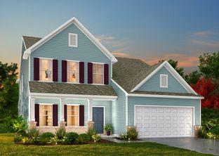 The Wayne - Enclave at Kendrick Farm: Mount Holly, North Carolina - True Homes - Charlotte