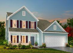 The Wayne - Huntington Valley: Durham, North Carolina - True Homes - Raleigh