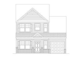 The Preston - Edgewater Cottages: Lancaster, North Carolina - True Homes - Charlotte