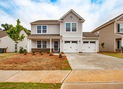 The Hudson - Reedy Fork - Oakgate Integrity: Greensboro, North Carolina - True Homes - Triad