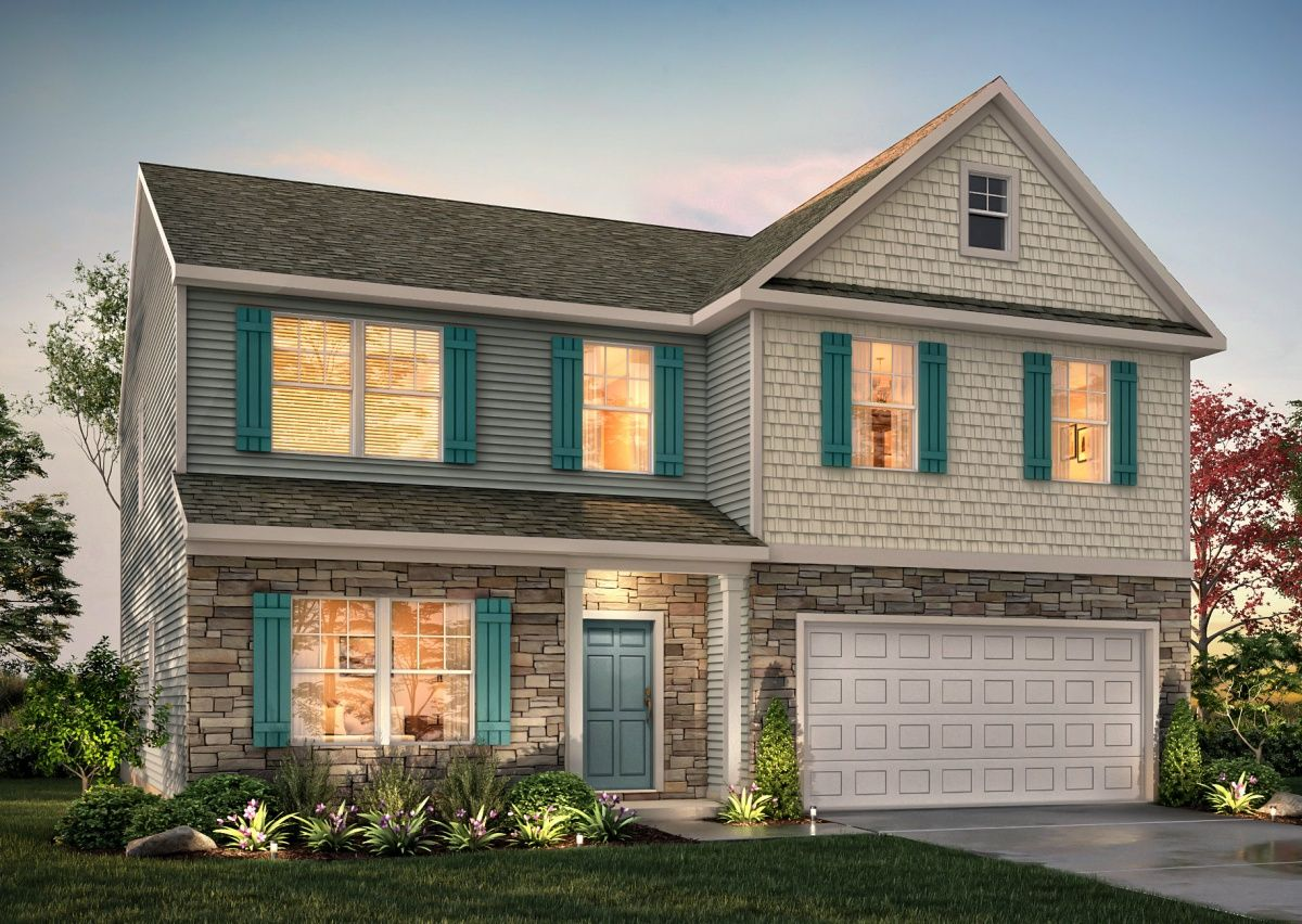 'Arlie Meadows' by True Homes - Raleigh in Raleigh-Durham-Chapel Hill