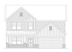The Warren - Huntington Valley: Durham, North Carolina - True Homes - Raleigh