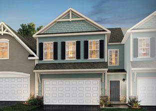 The Elon THVST - Villages at Southfork Townhomes: Belmont, North Carolina - True Homes - Charlotte