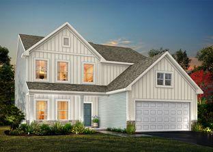 The Warren - Forest Creek: Stanfield, North Carolina - True Homes - Charlotte