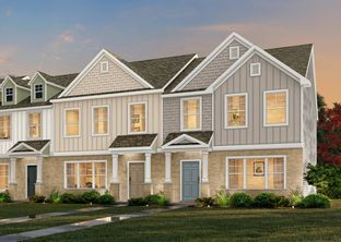 The Lafayette II - North Creek at Nexton: Summerville, South Carolina - True Homes - Charleston