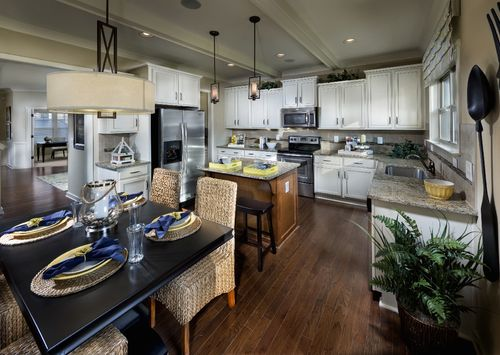 Kitchen-in-The Huntley-at-Summer Hill Farms-in-Advance