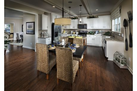 Kitchen-in-The Huntley-at-Caleb's Creek-in-Kernersville