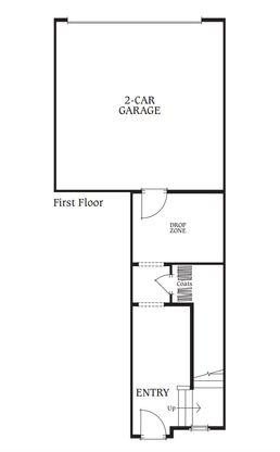 Plan 2- Leeward:First Floor