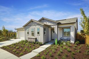 Residence 1 - Origin at The Collective: Manteca, California - Trumark Homes