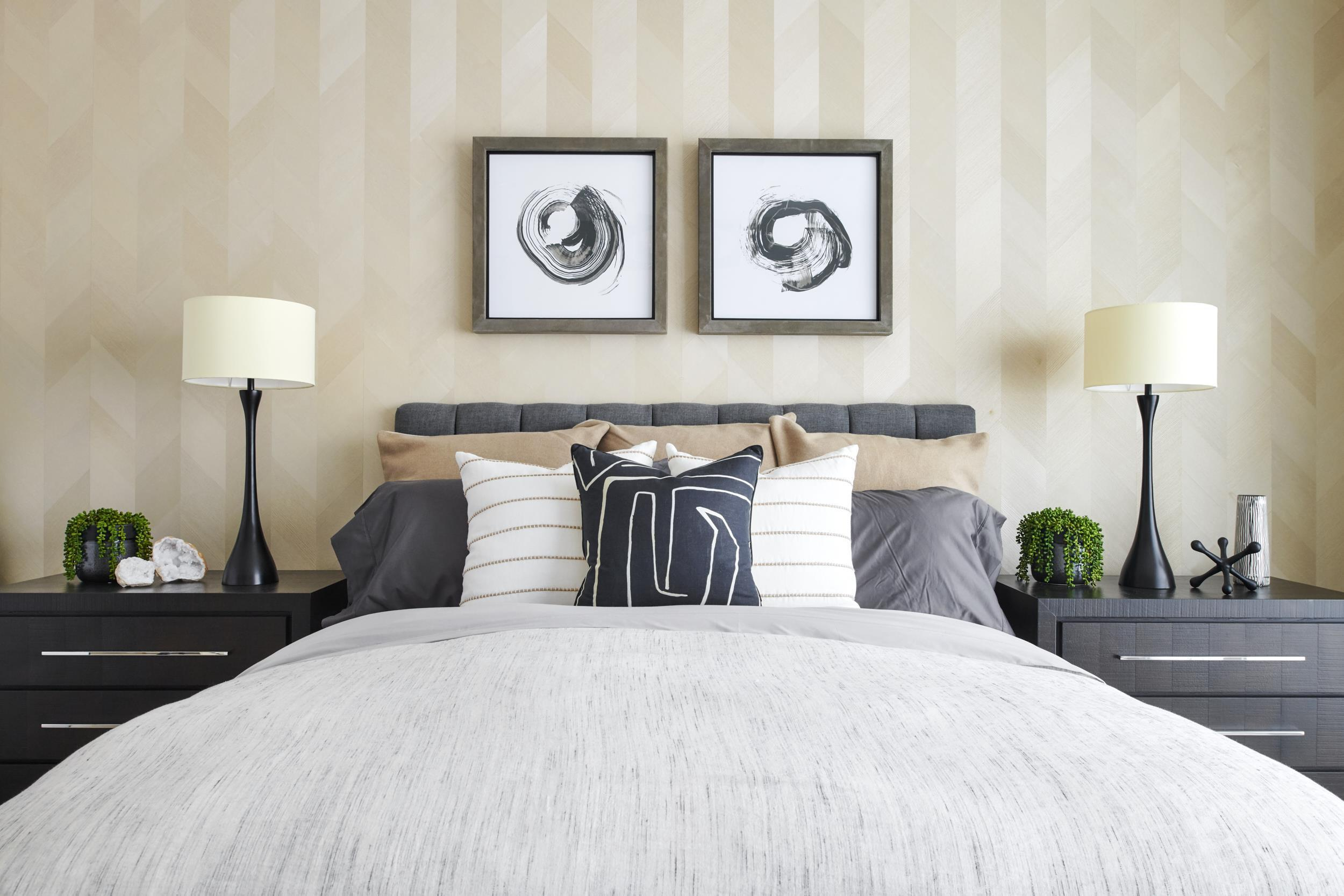 Bedroom featured in the Residence 1 By Trumark Homes in Stockton-Lodi, CA