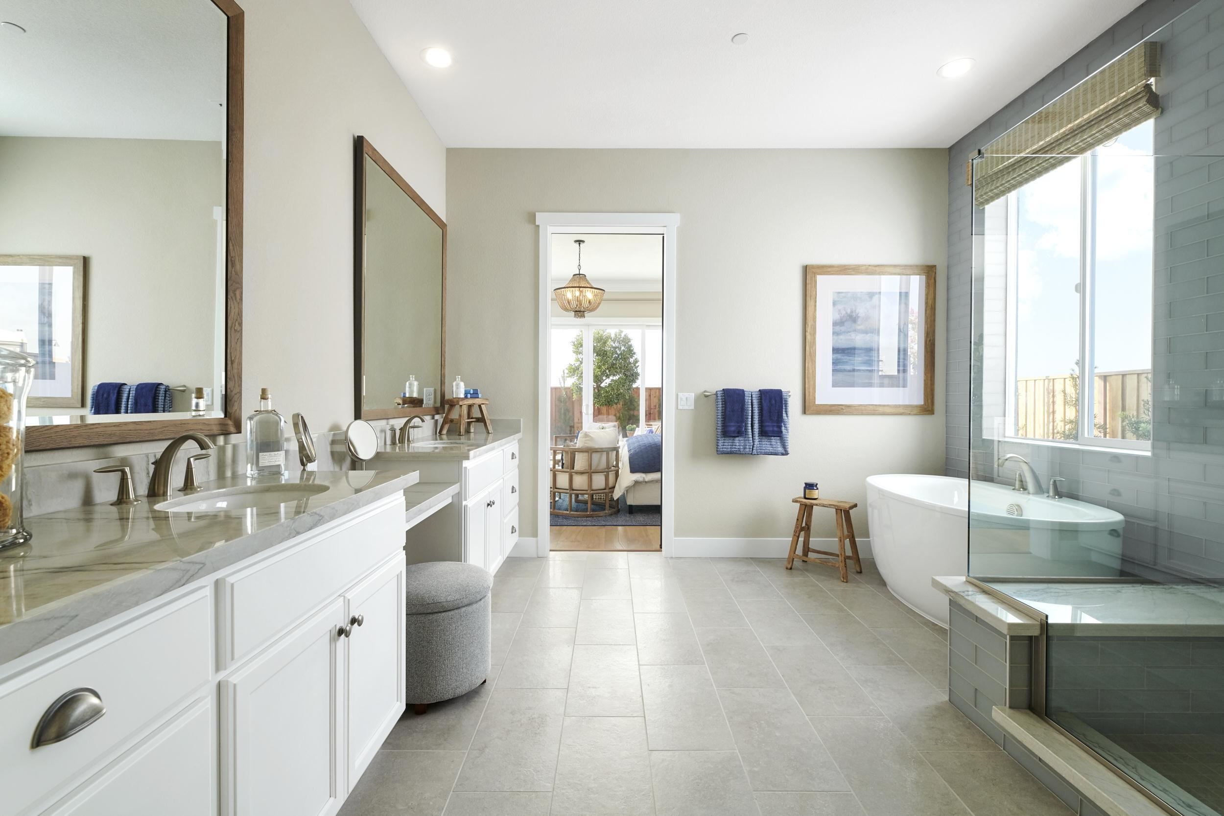 Bathroom featured in the Residence 2 By Trumark Homes in Stockton-Lodi, CA