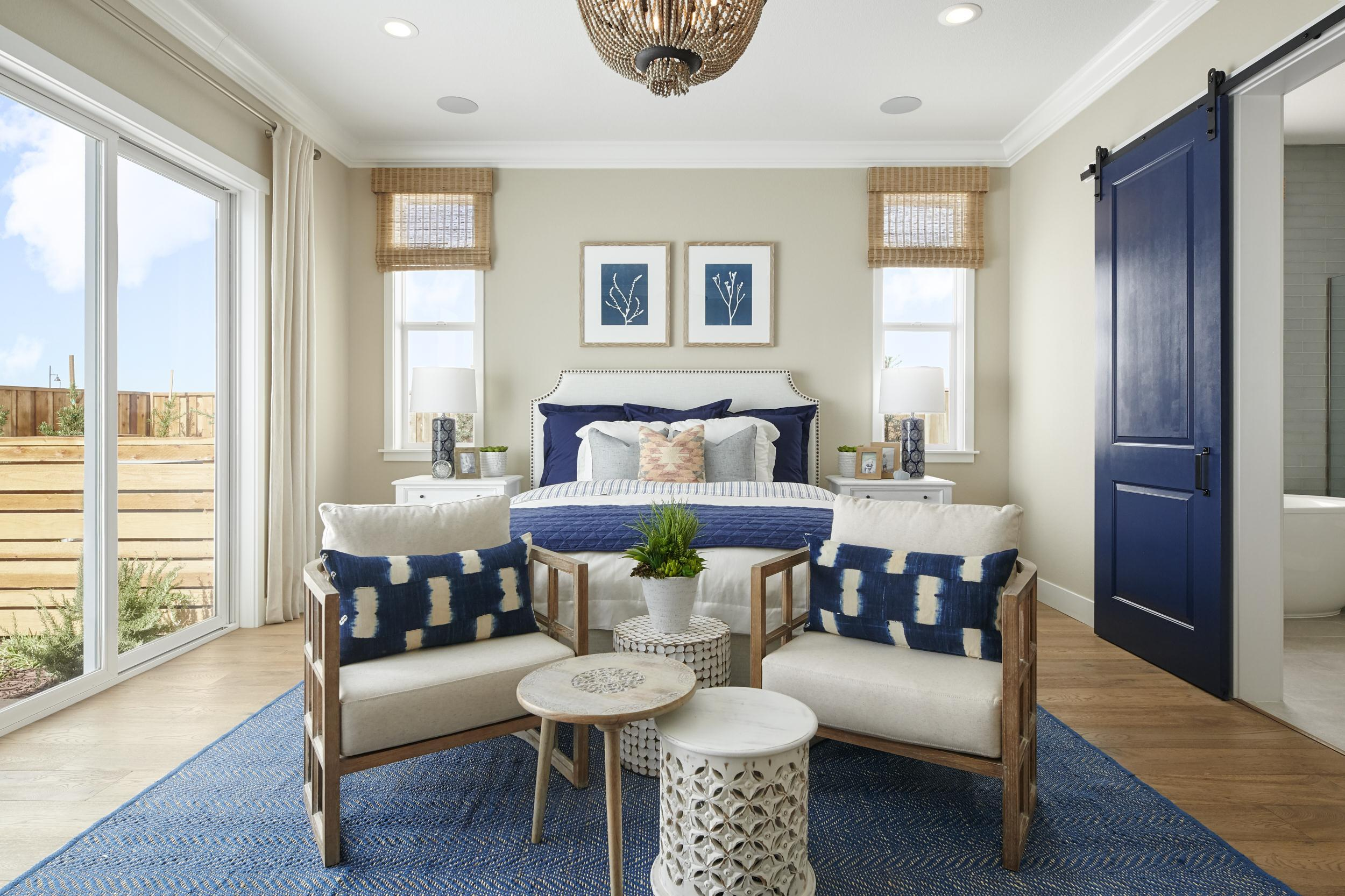 Bedroom featured in the Residence 2 By Trumark Homes in Stockton-Lodi, CA