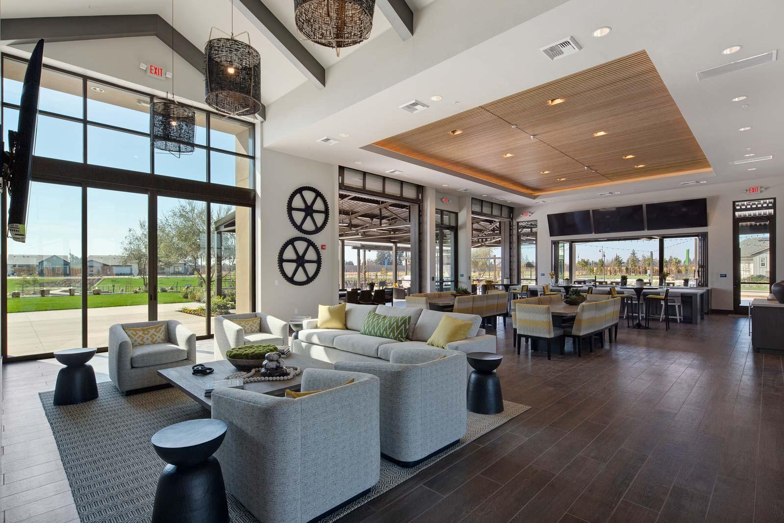 Living Area featured in the Residence 2 By Trumark Homes in Stockton-Lodi, CA