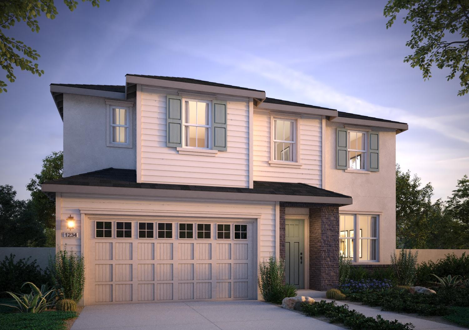 'Compass Bay' by Trumark Homes - Premium in Oakland-Alameda