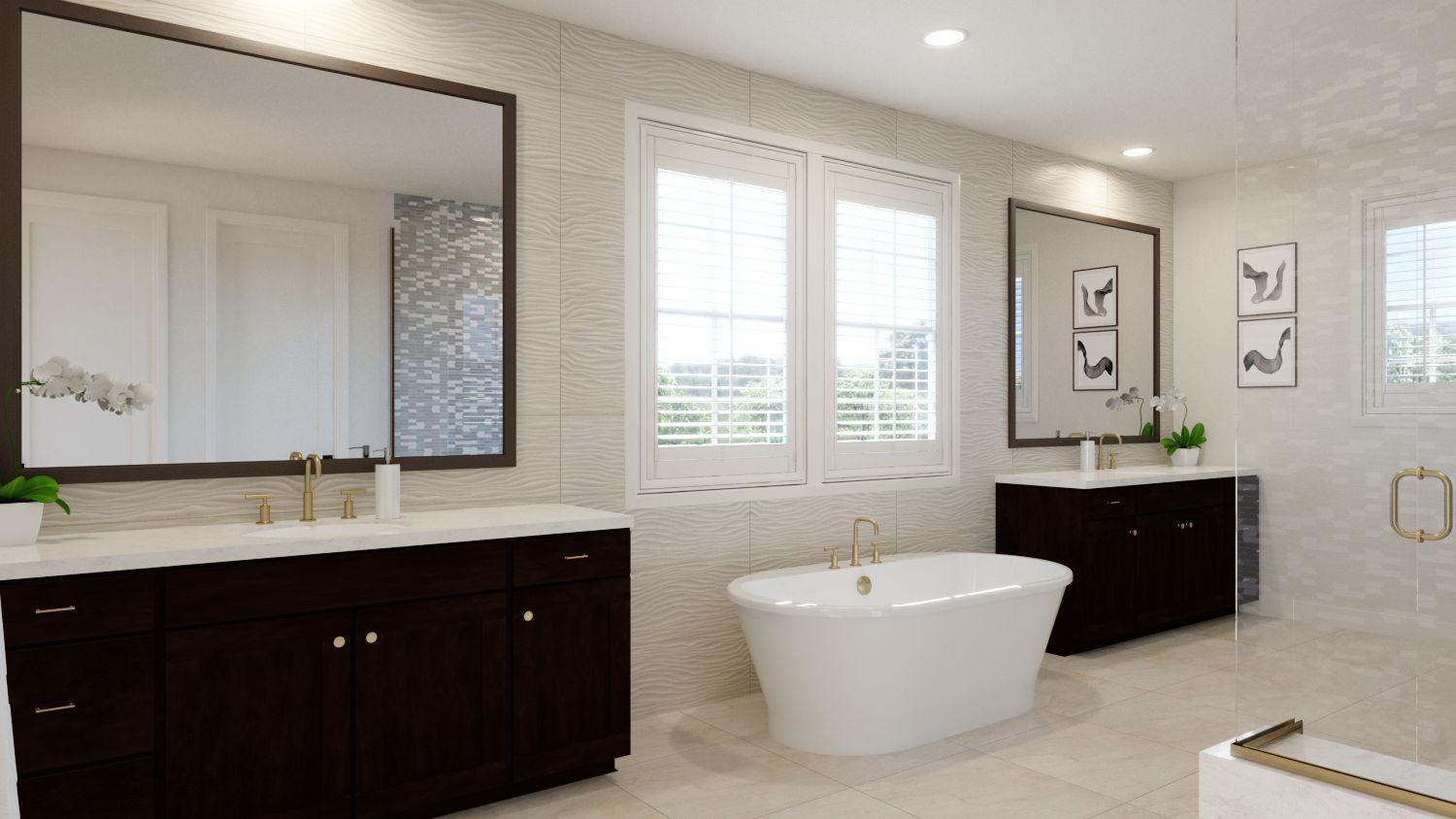 Bathroom featured in the Dover Residence 3 By Trumark Homes in Oakland-Alameda, CA