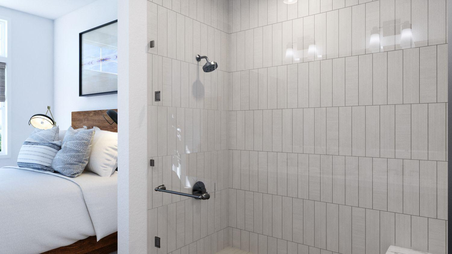 Bathroom featured in the Newport Residence 2 By Trumark Homes in Oakland-Alameda, CA