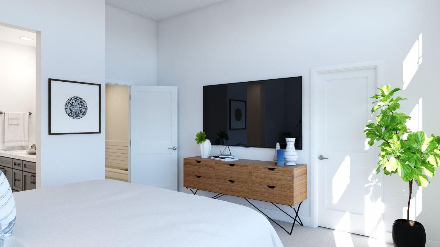 Bedroom featured in the Newport Residence 2 By Trumark Homes in Oakland-Alameda, CA