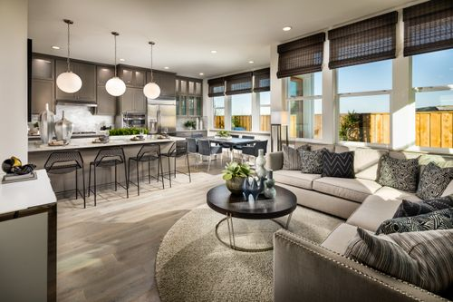 Greatroom-and-Dining-in-Saltcreek Plan 1-at-Glass Bay-in-Newark