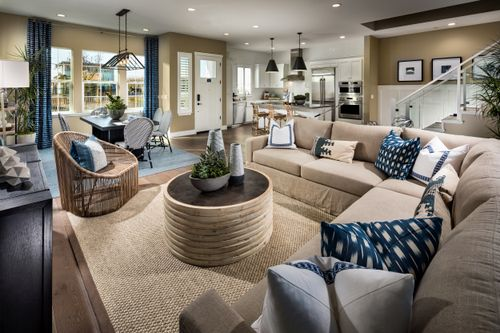 Greatroom-and-Dining-in-Seagrass Plan 1-at-Glass Bay-in-Newark