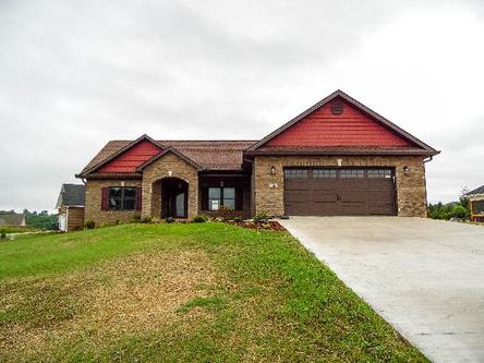 Cedar Falls by Tucker Home Builders in Johnson City-Bristol Tennessee