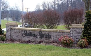 Shadden Springs by Tucker Home Builders in Johnson City-Bristol Tennessee