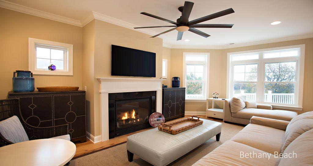 Living Area featured in The Ocean Ridge By Turnstone Custom Homes in Sussex, DE