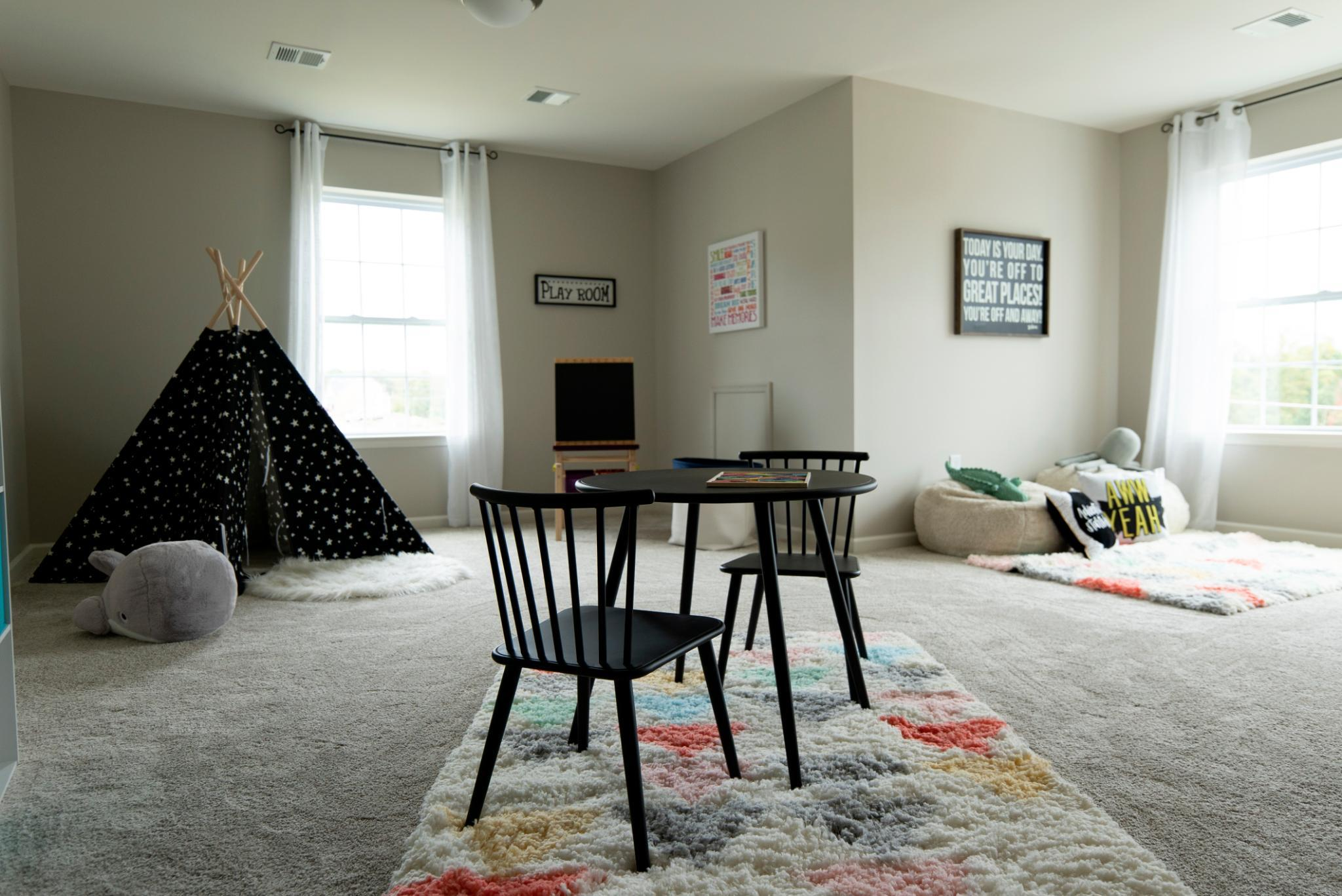Recreation-Room-in-Kingston Traditional-at-Sand Springs-in-Drums