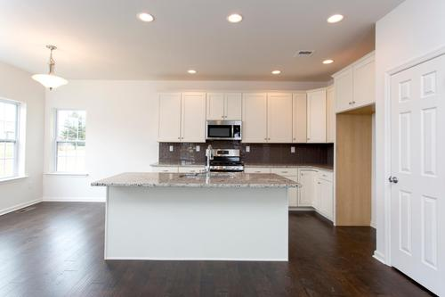 Kitchen-in-Woodbury Traditional-at-Stone Harvest Estates-in-Coopersburg