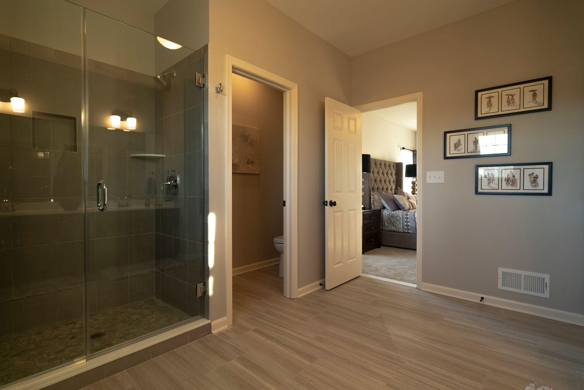 Bathroom featured in the Breckenridge Farmhouse By Tuskes Homes in Scranton-Wilkes-Barre, PA