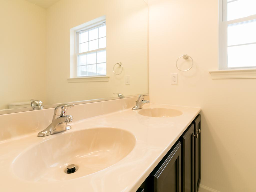 Bathroom featured in the St. Andrews Traditional By Tuskes Homes in Scranton-Wilkes-Barre, PA