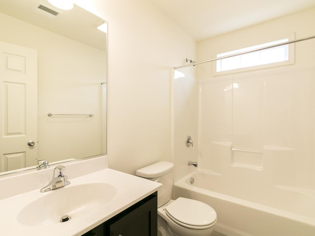 Bathroom featured in the Breckenridge Traditional By Tuskes Homes in Scranton-Wilkes-Barre, PA