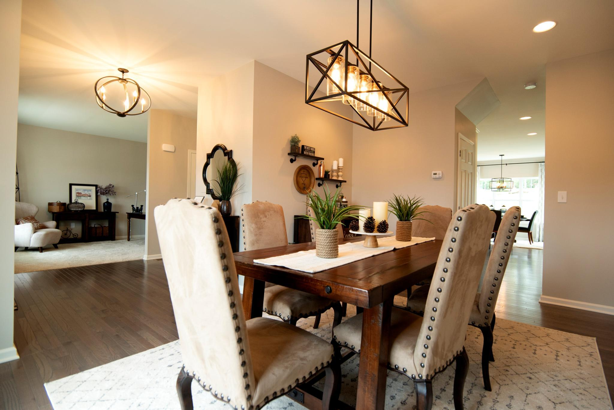 Living Area featured in the Kingston Traditional By Tuskes Homes in Allentown-Bethlehem, PA