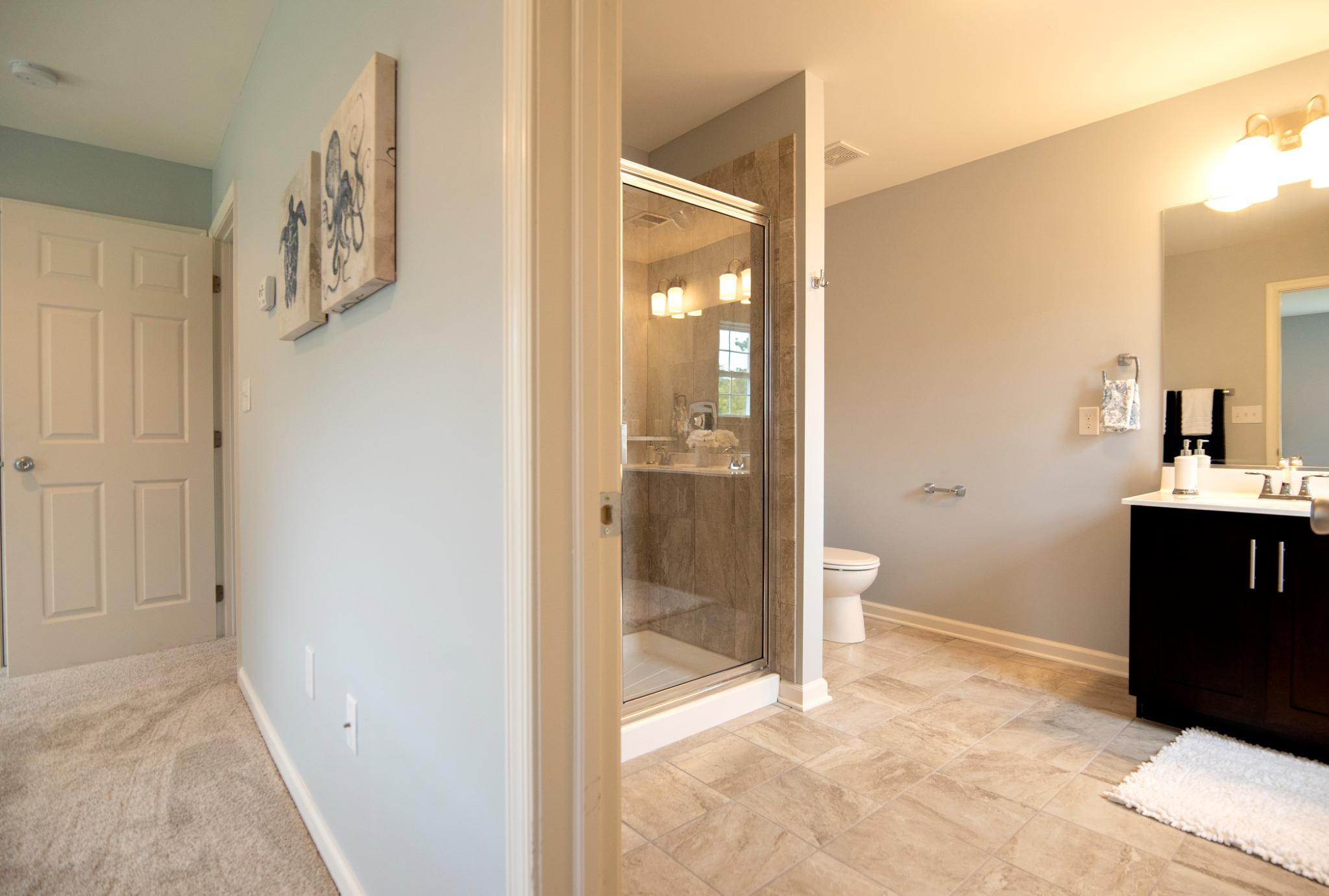 Bathroom featured in the Kingston Traditional By Tuskes Homes in Scranton-Wilkes-Barre, PA