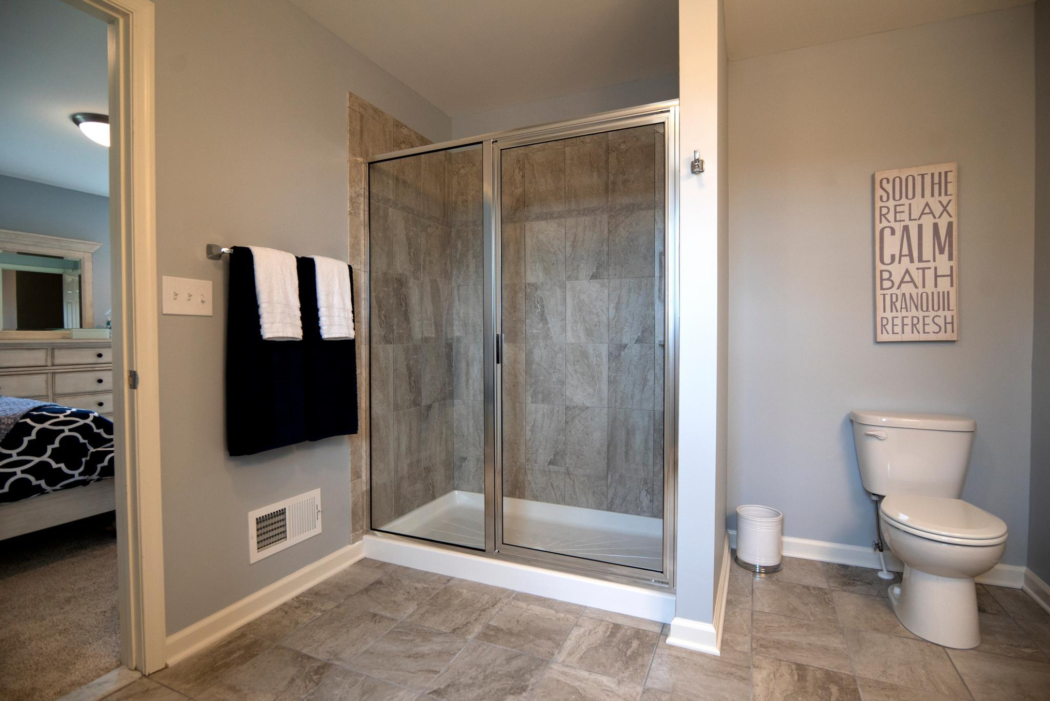Bathroom featured in the Kingston Country By Tuskes Homes in Scranton-Wilkes-Barre, PA