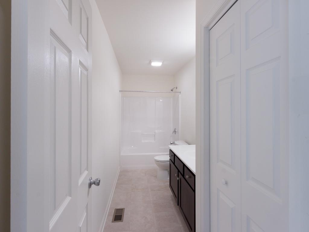 Bathroom featured in the Jacobsburg Grande Traditional By Tuskes Homes in Scranton-Wilkes-Barre, PA