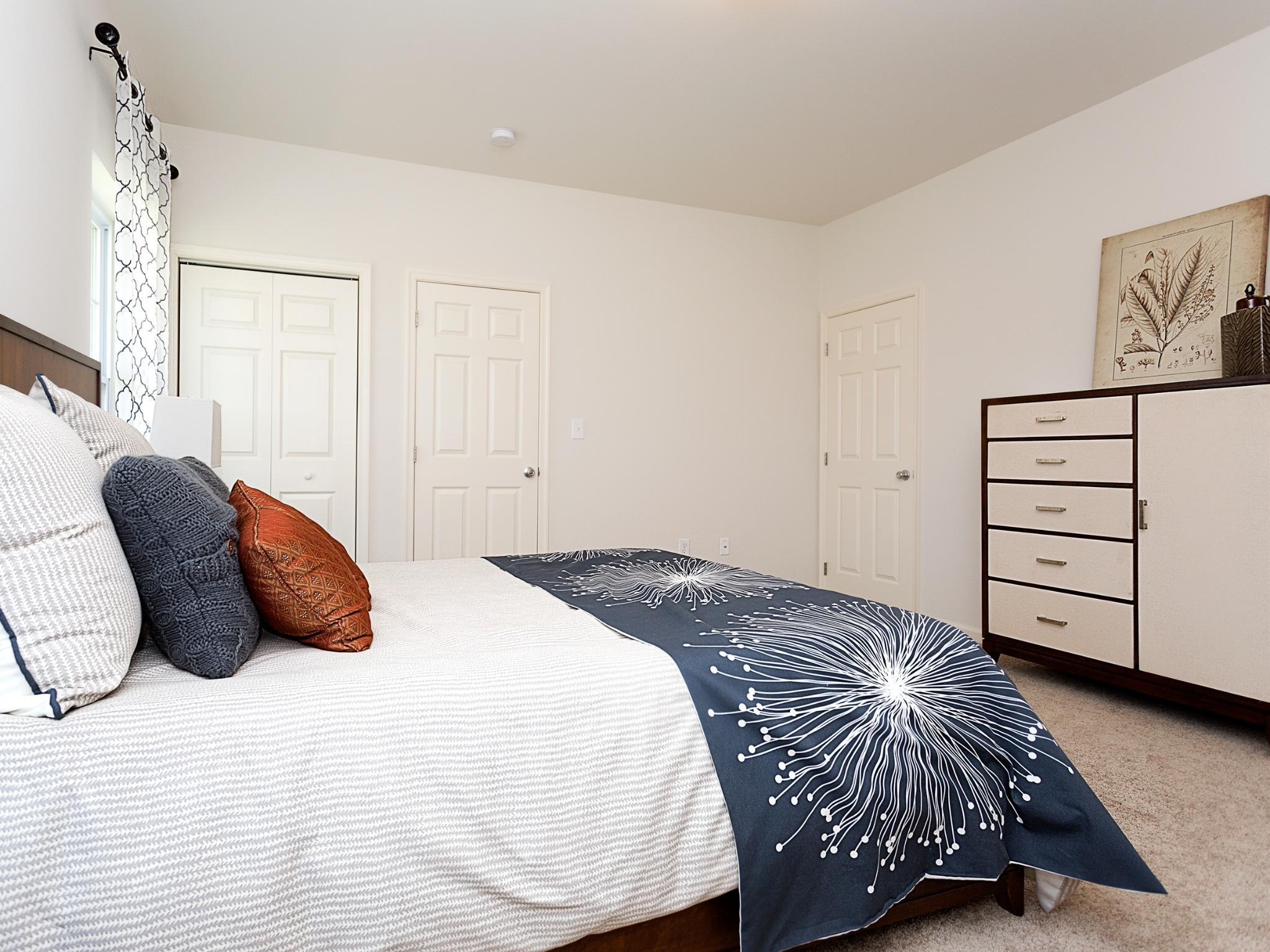 Bedroom featured in the St. Andrews Traditional By Tuskes Homes in Scranton-Wilkes-Barre, PA