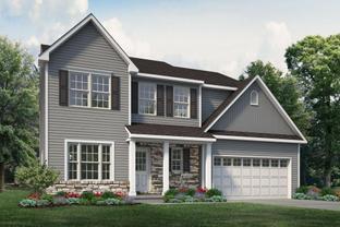 Madison Traditional - Oxford Ridge: Coopersburg, Pennsylvania - Tuskes Homes