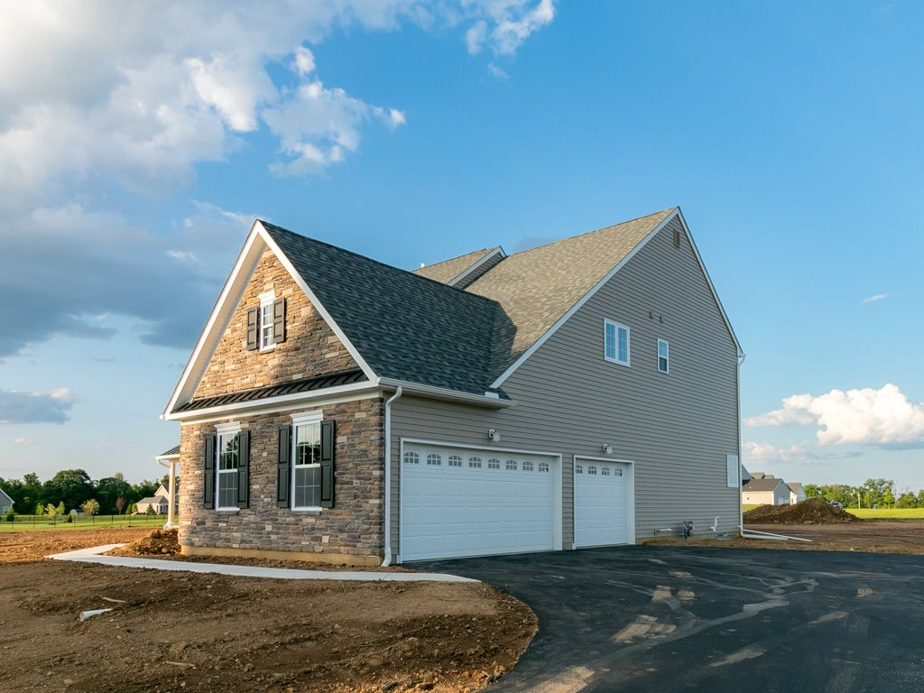 Exterior featured in the Jereford Farmhouse By Tuskes Homes in Allentown-Bethlehem, PA