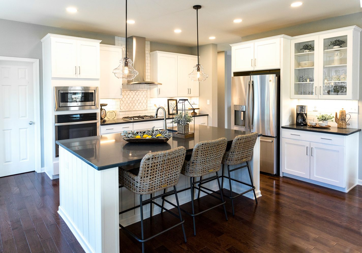 Kitchen featured in the Bellwood Country By Tuskes Homes in Allentown-Bethlehem, PA