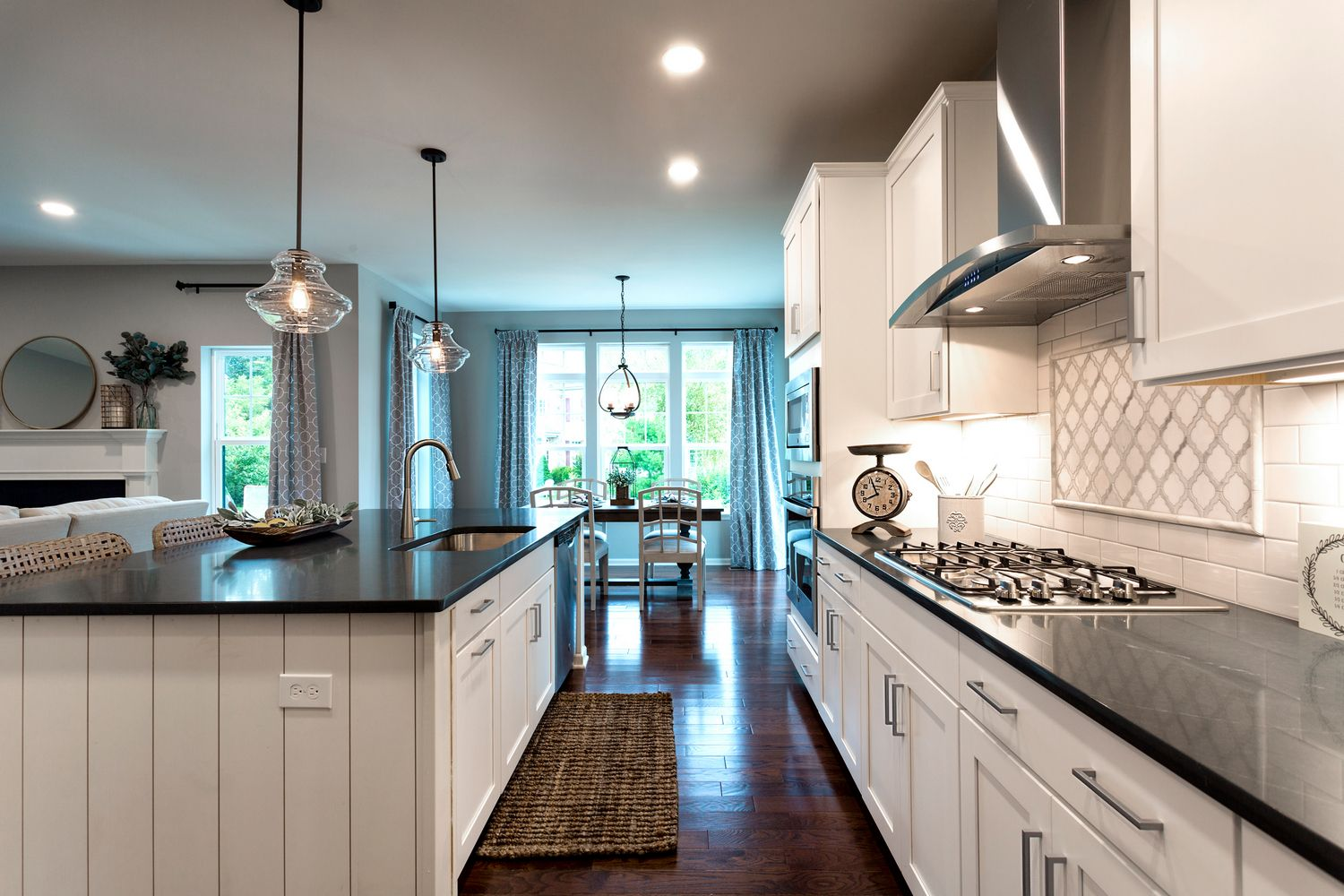 Kitchen featured in the Bellwood Traditional By Tuskes Homes in Allentown-Bethlehem, PA
