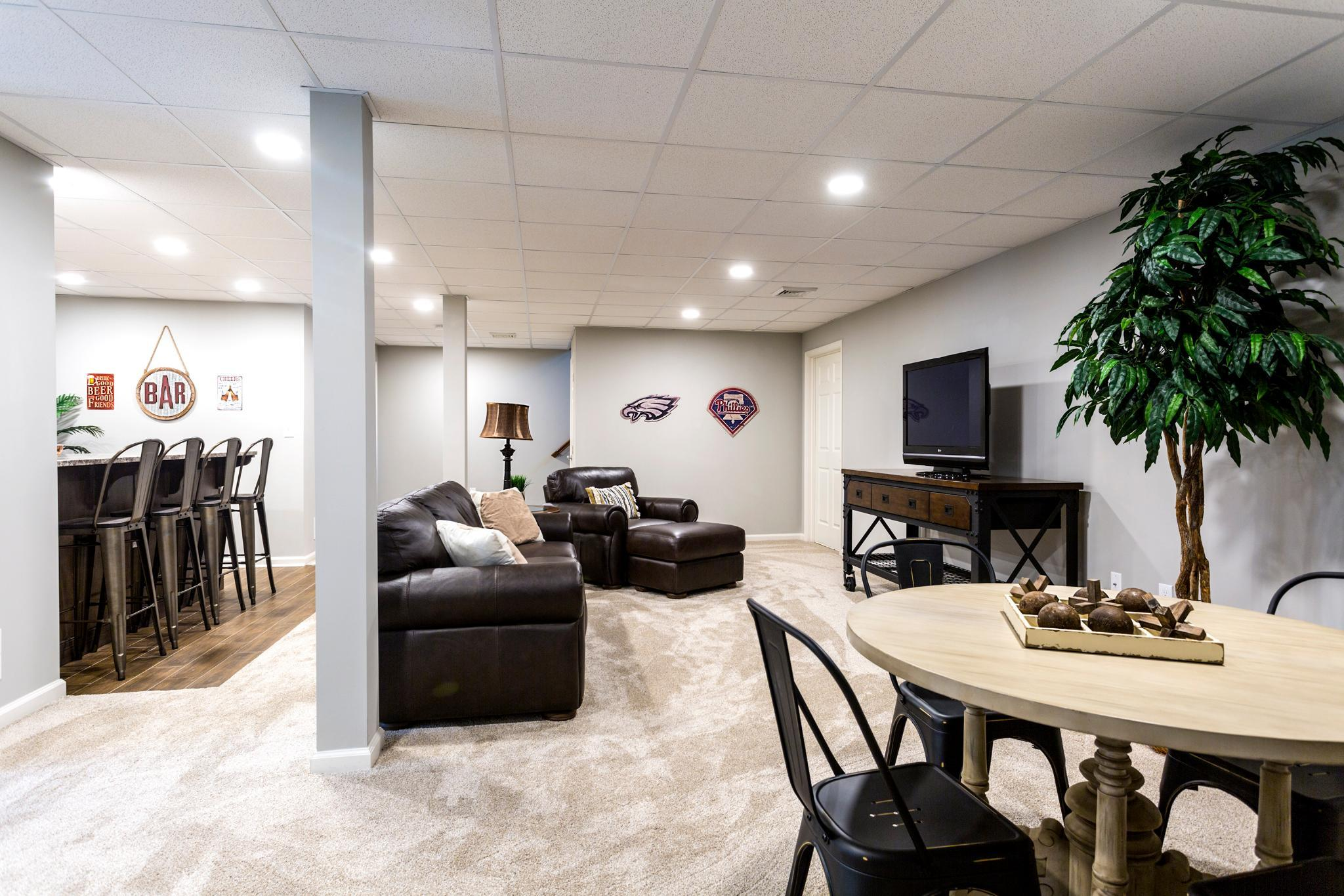 Living Area featured in the Bellwood Traditional By Tuskes Homes in Allentown-Bethlehem, PA