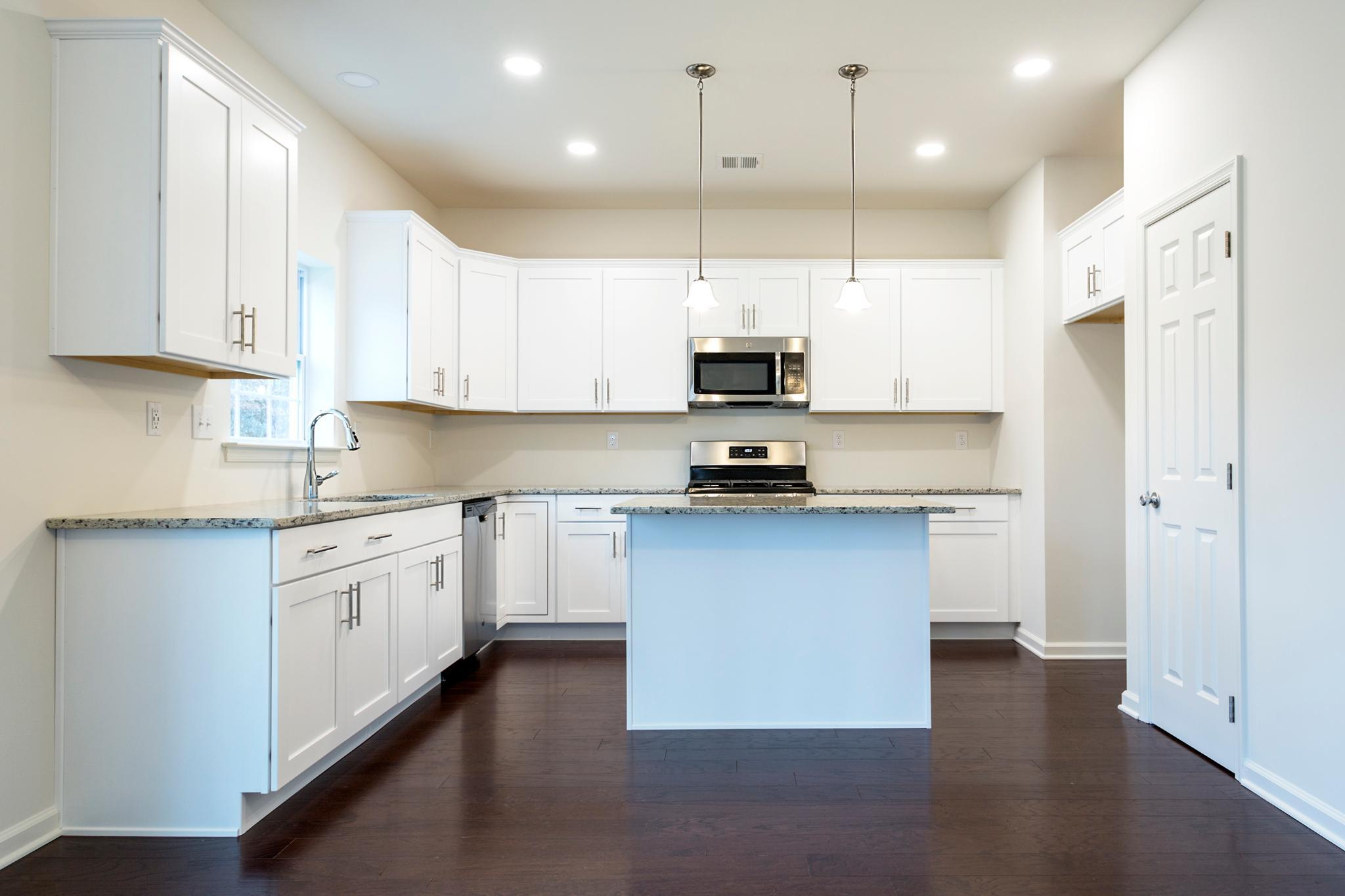 Kitchen featured in the Birchwood By Tuskes Homes in Scranton-Wilkes-Barre, PA