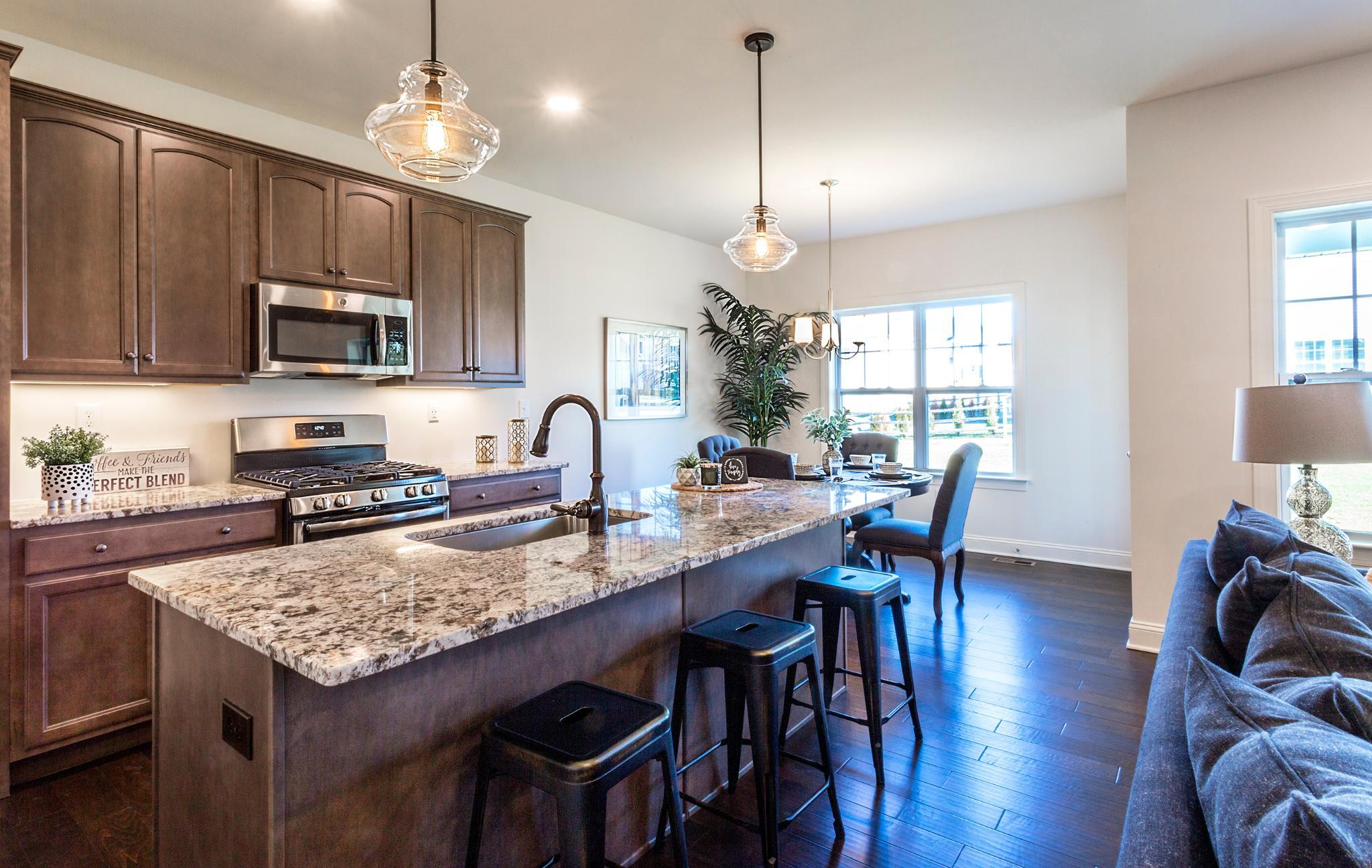 Kitchen featured in the Pinehurst Country By Tuskes Homes in Scranton-Wilkes-Barre, PA