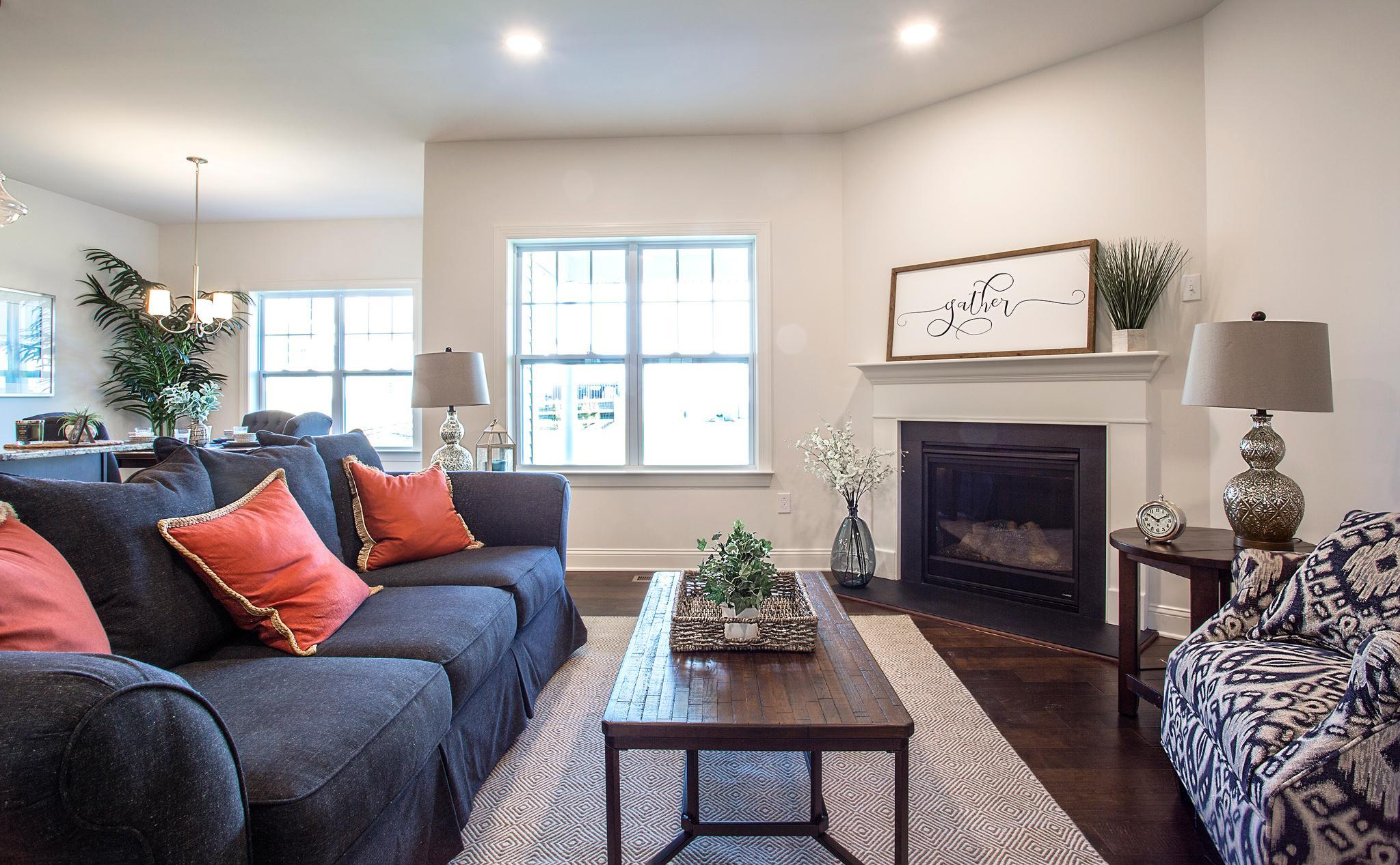 Living Area featured in the Pinehurst Country By Tuskes Homes in Scranton-Wilkes-Barre, PA