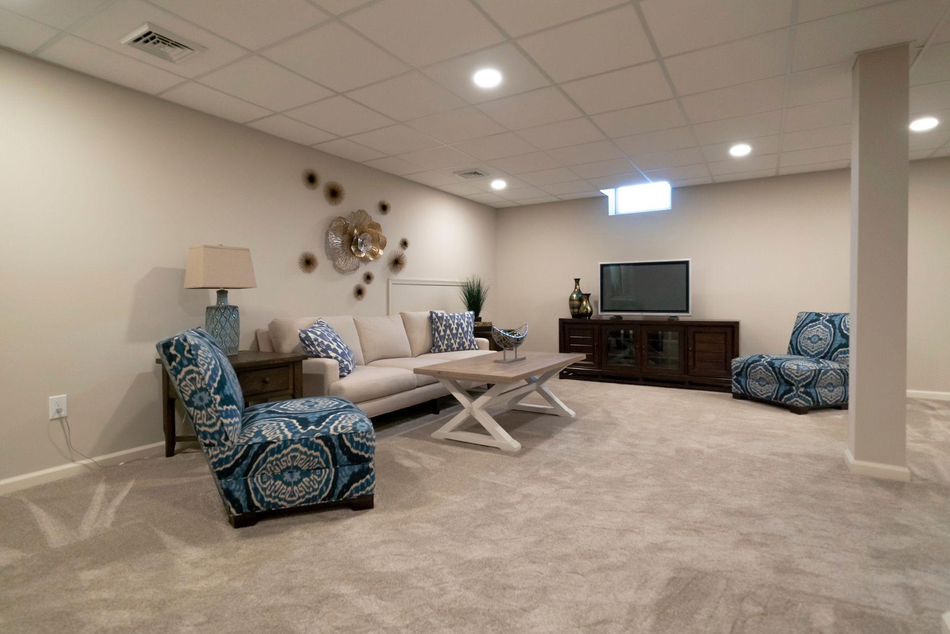 Living Area featured in the Breckenridge Farmhouse By Tuskes Homes in Scranton-Wilkes-Barre, PA