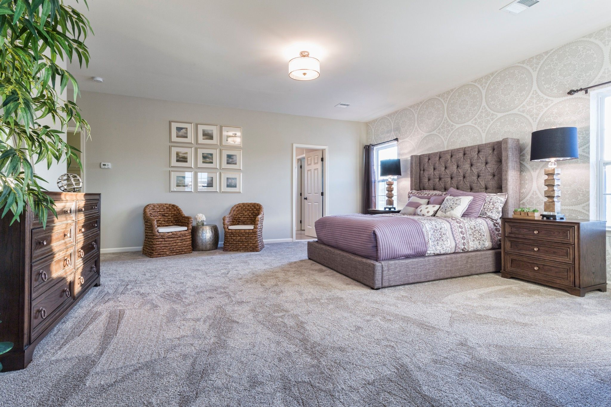 Bedroom featured in the Breckenridge Grande Farmhouse By Tuskes Homes in Allentown-Bethlehem, PA
