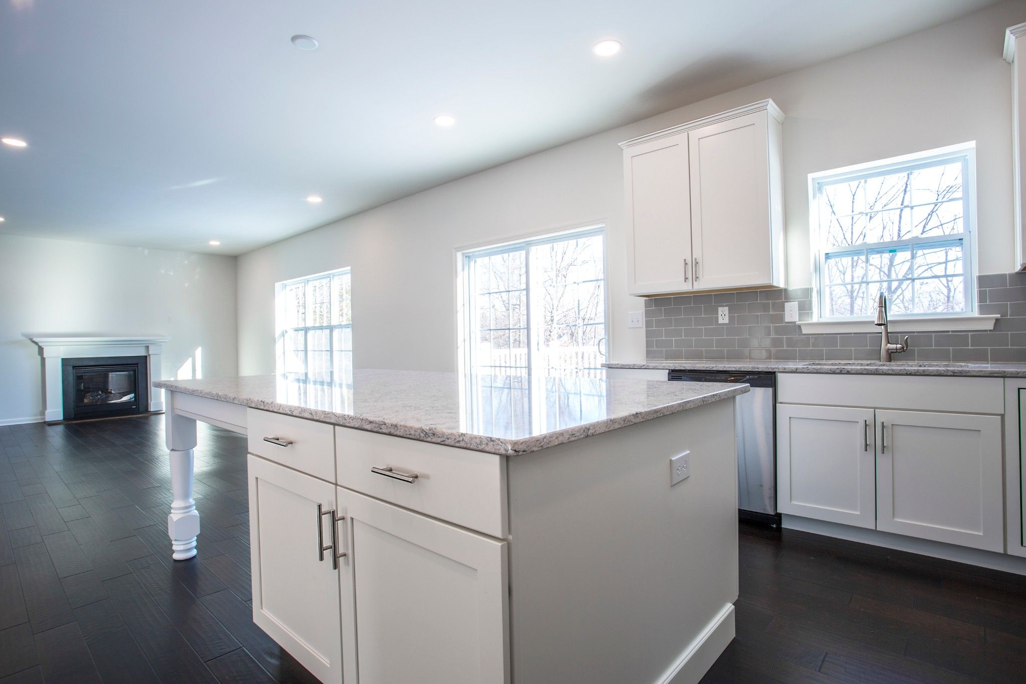 Kitchen featured in the Madison Country at Sand Springs By Tuskes Homes