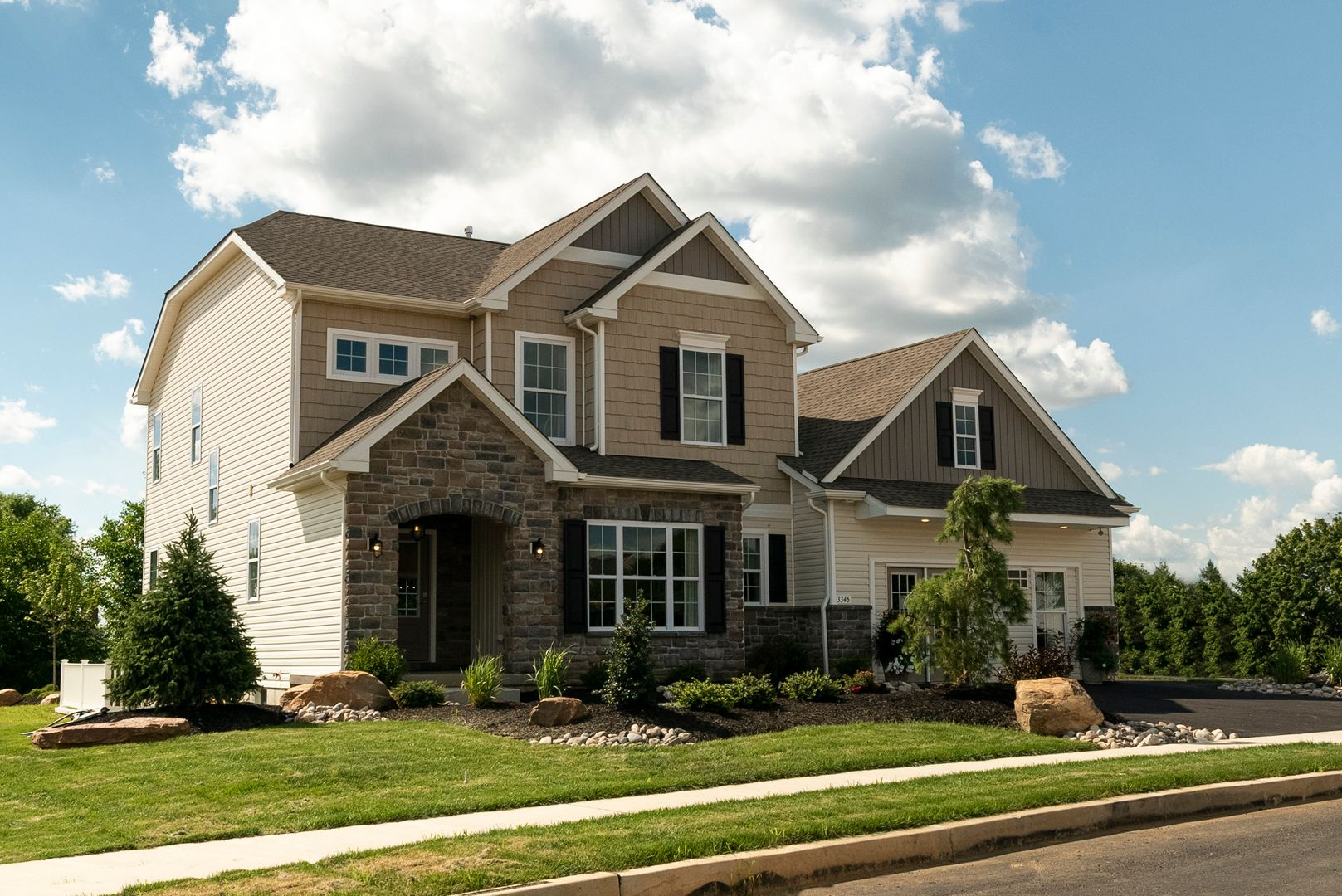 'Millbrook Estates' by Tuskes Homes in Allentown-Bethlehem