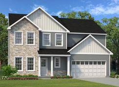 Morgan Country - Ridings at Parkland: Schnecksville, Pennsylvania - Tuskes Homes